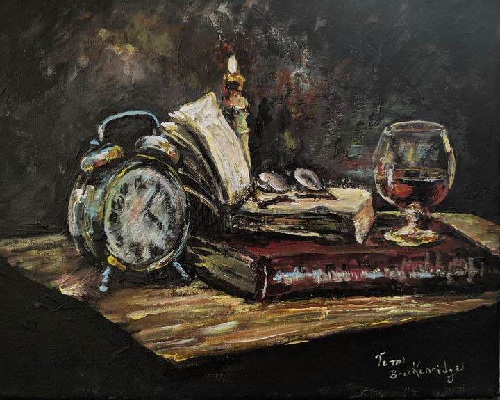 Nightstand - Tom Breckenridge