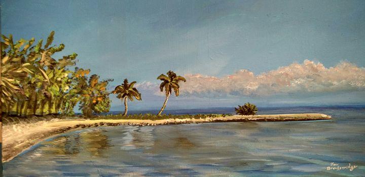 Florida Lagoon - Tom Breckenridge