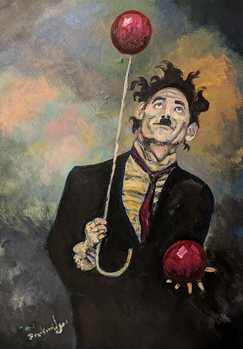 RED BALLS - Tom Breckenridge