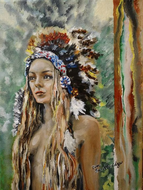 Going Native - Tom Breckenridge