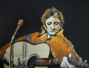 Johnny Cash - Tom Breckenridge