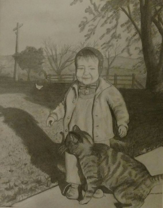 Childhood - Tom Breckenridge