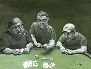 Poker Face - Tom Breckenridge