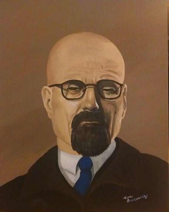 Mr. White - Tom Breckenridge