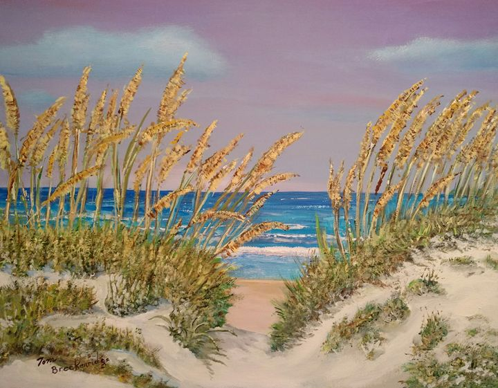 Sea Oats - Tom Breckenridge