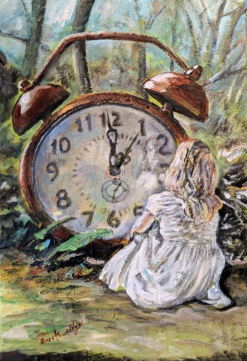 Watching the Clock - Tom Breckenridge