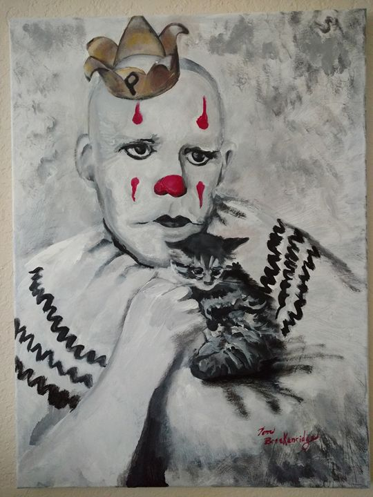 Puddles Pity Party - Tom Breckenridge