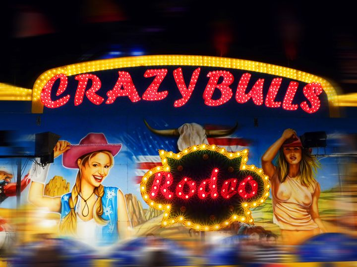 Crazy Bulls - charles stuart