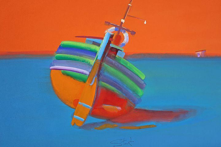 Hot Boat Algarve - charles stuart