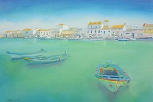 Tavira Puerto Portugal