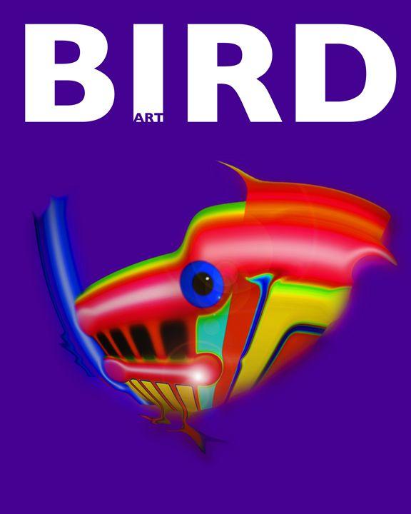 Bird Art Poster - charles stuart
