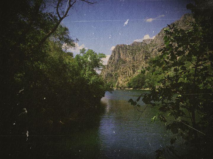 The Canyon Matka - Kris Artwork