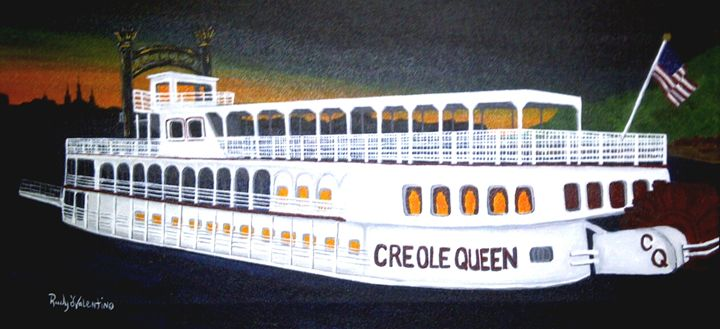 Creole Queen - Rudydvalentino Galleries Cafe