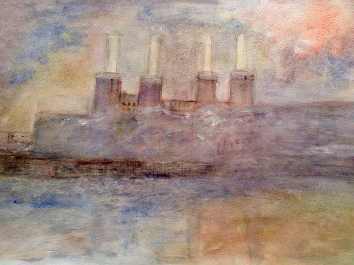 Battersea power station - myrnap