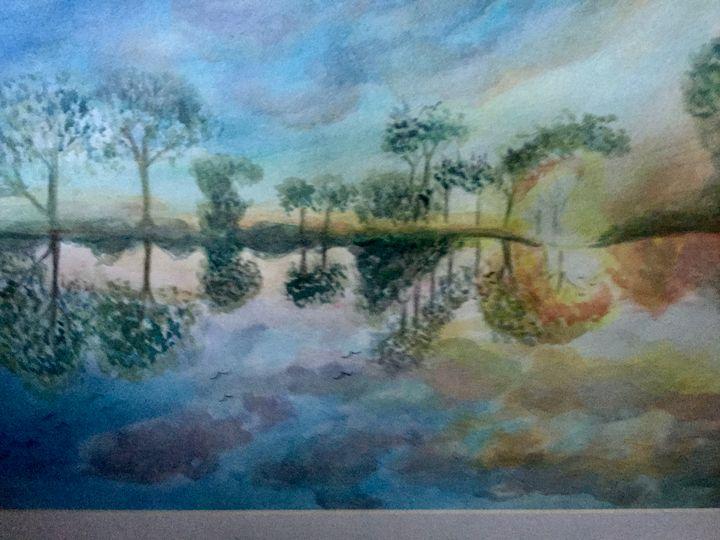 Sunset - myrnap