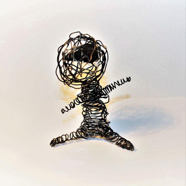 Wire Child - Gabriela