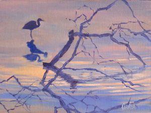 Oconee Sunset - Carmen Beecher