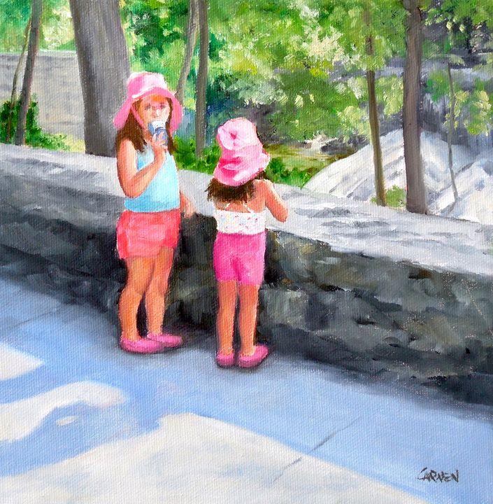 Little Tourists - Carmen Beecher