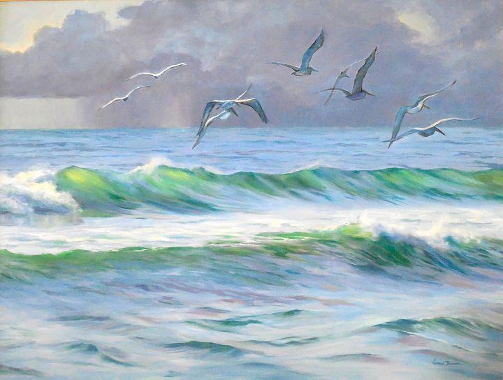 Storm's Coming - Carmen Beecher