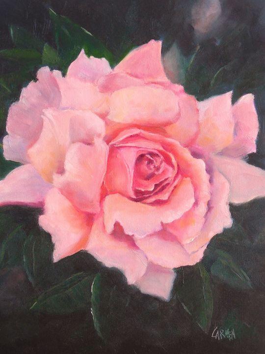Rosy Outlook - Carmen Beecher