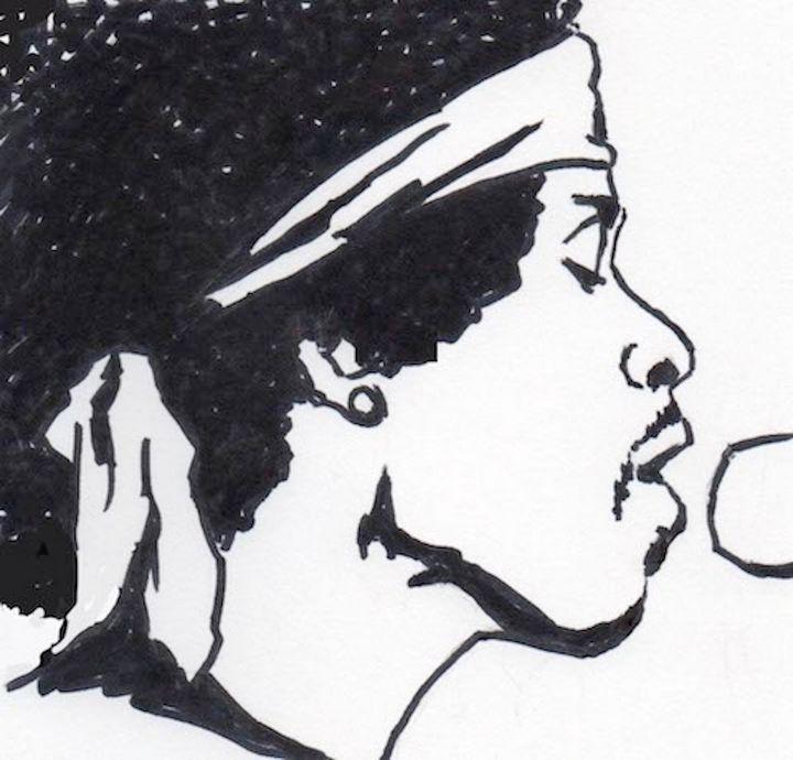 Jimi Hendrix - Carmen Beecher
