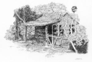 Georgia Cabin - Carmen Beecher