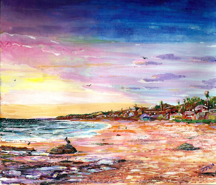 El Moro Crystal Cove - ArtbyLeclerc