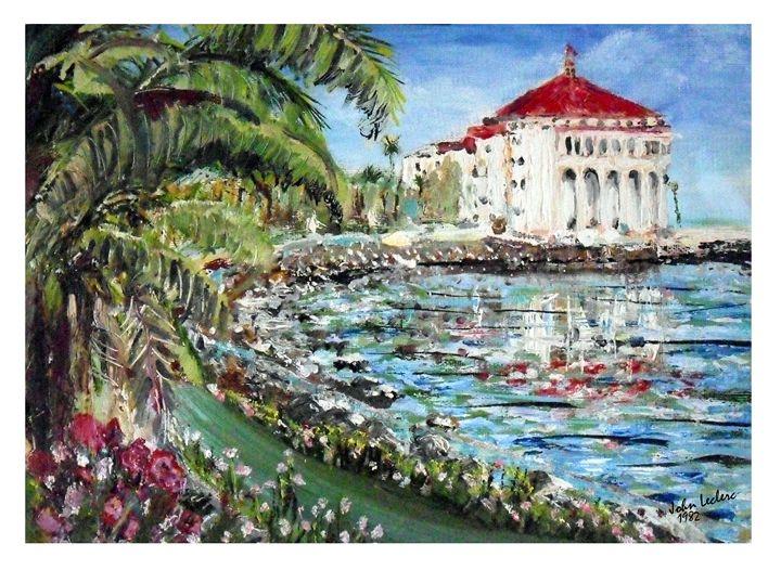 Casino Catalina - ArtbyLeclerc
