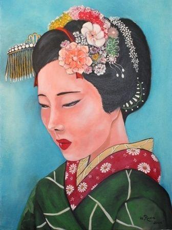 Geisha Shiru - de ricca