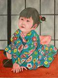 BABY GIRL GEISHA