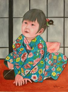 THE LITTLE GEISHA
