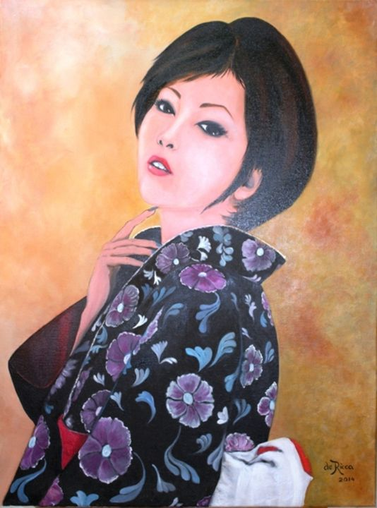 Geisha Naguki - de ricca
