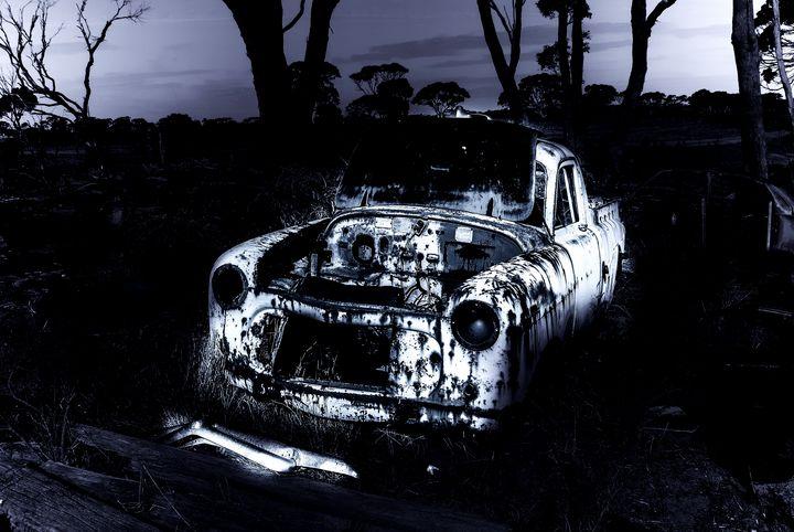 Night rider, - Adbetron