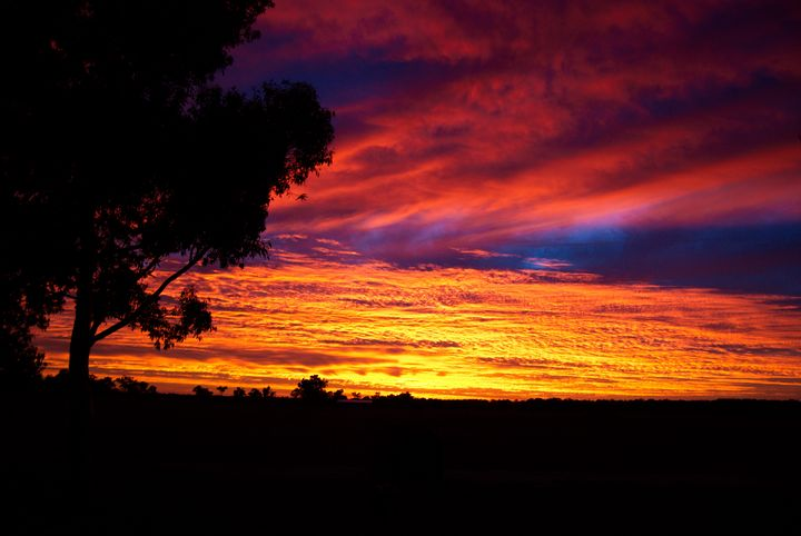 A sunset - Adbetron
