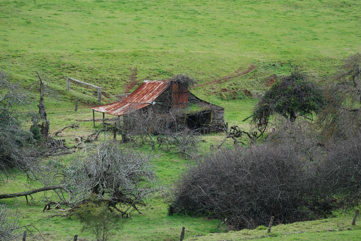 Ancient Farmhouse - Adbetron