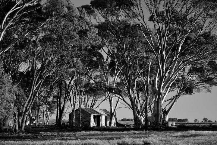 Blacksmiths Hut - Adbetron