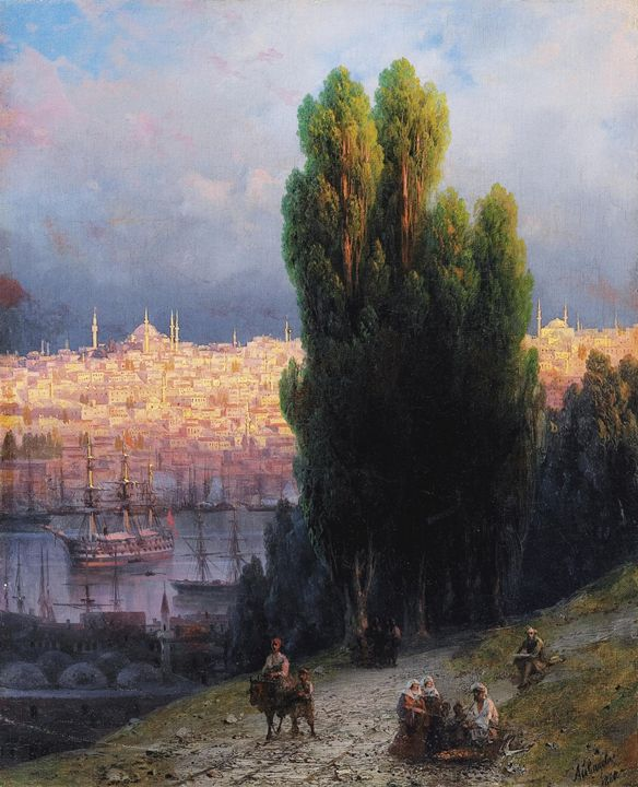 Ottoman Istanbul, 1800's. - OttomanArchives