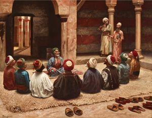 Remembering God, Ottoman Egypt, 1879