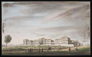 Ottoman Istanbul, 1809.