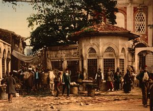 Ottoman Istanbul, 1890's. - OttomanArchives