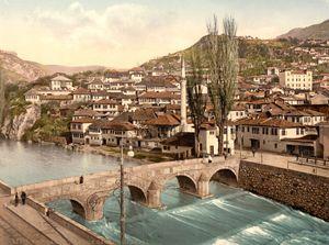 Sarajevo, Bosnia, 1900.