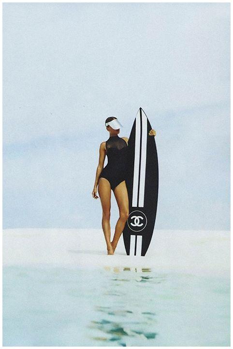 Coco Chanel Print, Fashion print - PDFDecor