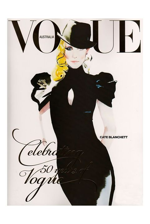 Vogue poster ,Cate Blanchett - PDFDecor
