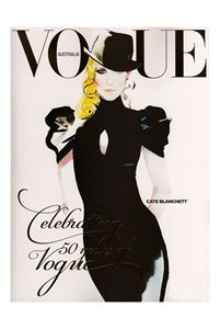 Vogue poster ,Cate Blanchett