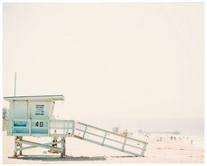 Beach Watchtower