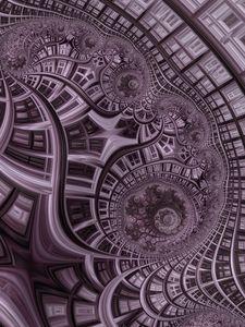 Net fractals