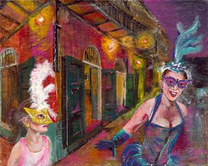 NIGHT JOY original New Orleans