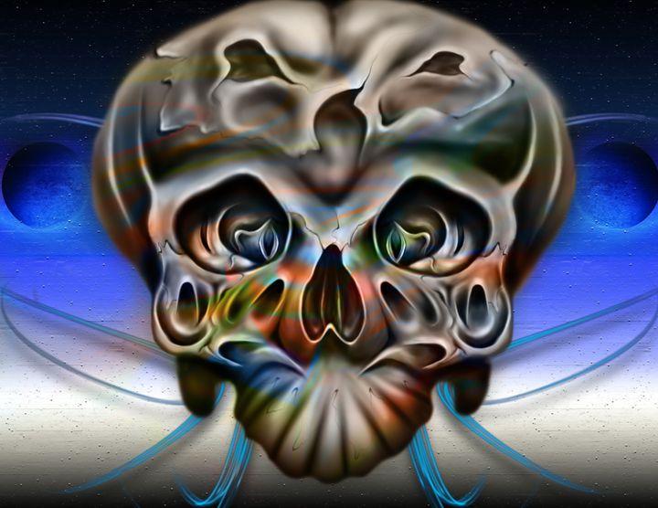 Wild Skull - prints