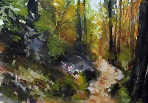 Autumn Trail - Wes Carter