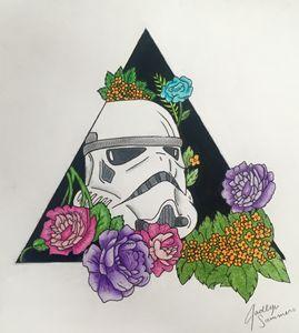 Floral Star Wars